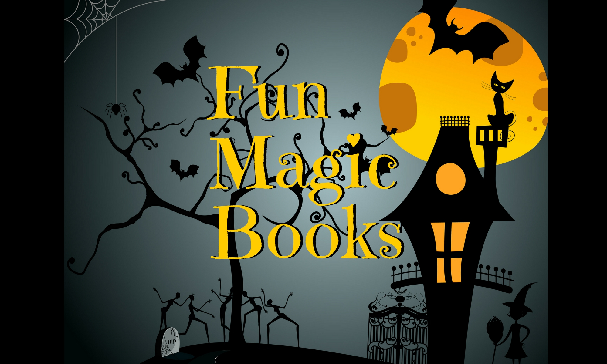 Fun Magic Books